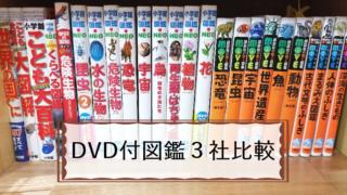 DVD付図鑑オススメはどれ?