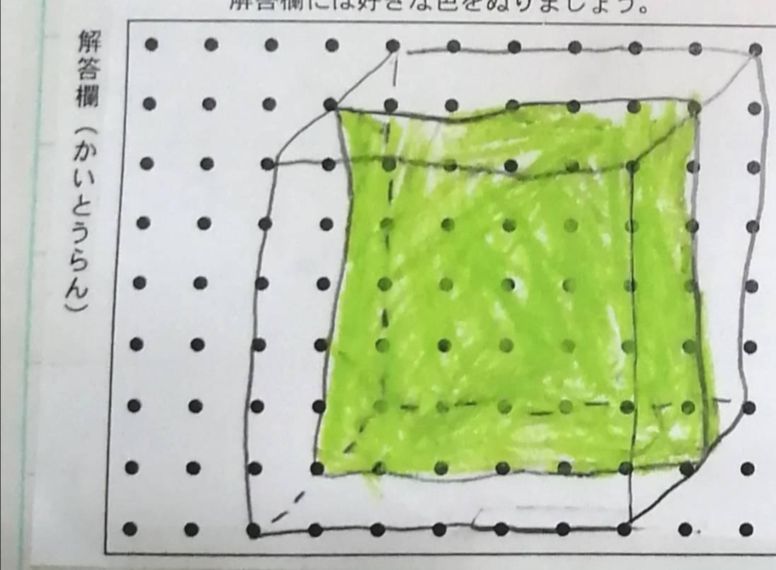 サイパーの点描写