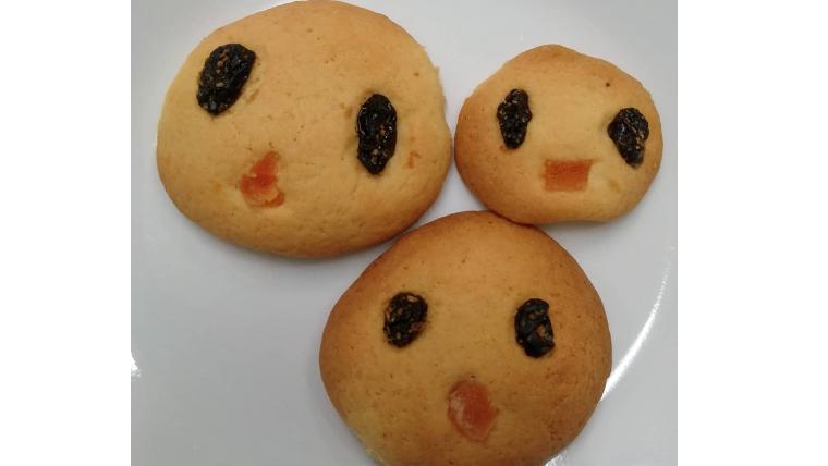 ノンタンクッキー絵本再現