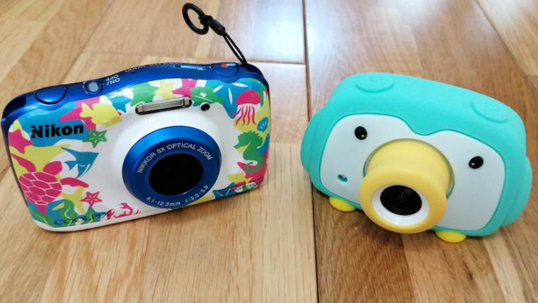 どれがおすすめ?比較!キッズカメラ購入。2020年5選!