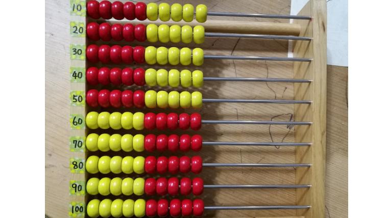 知育オタクママが選んだ最高に賢くなる知育玩具12選!100玉そろばん