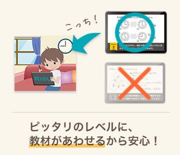 RISU算数:先取り学習がすごい!子供に合わせた進度で進んでいくRISU算数