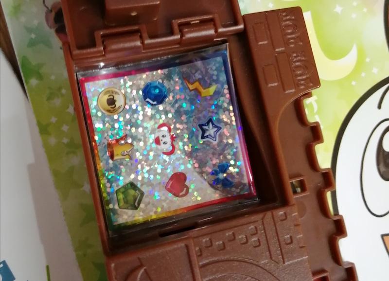 チャレンジ1年生:小1の子どもが喜んだのはチャレンジスタートナビの宝箱のカギ!