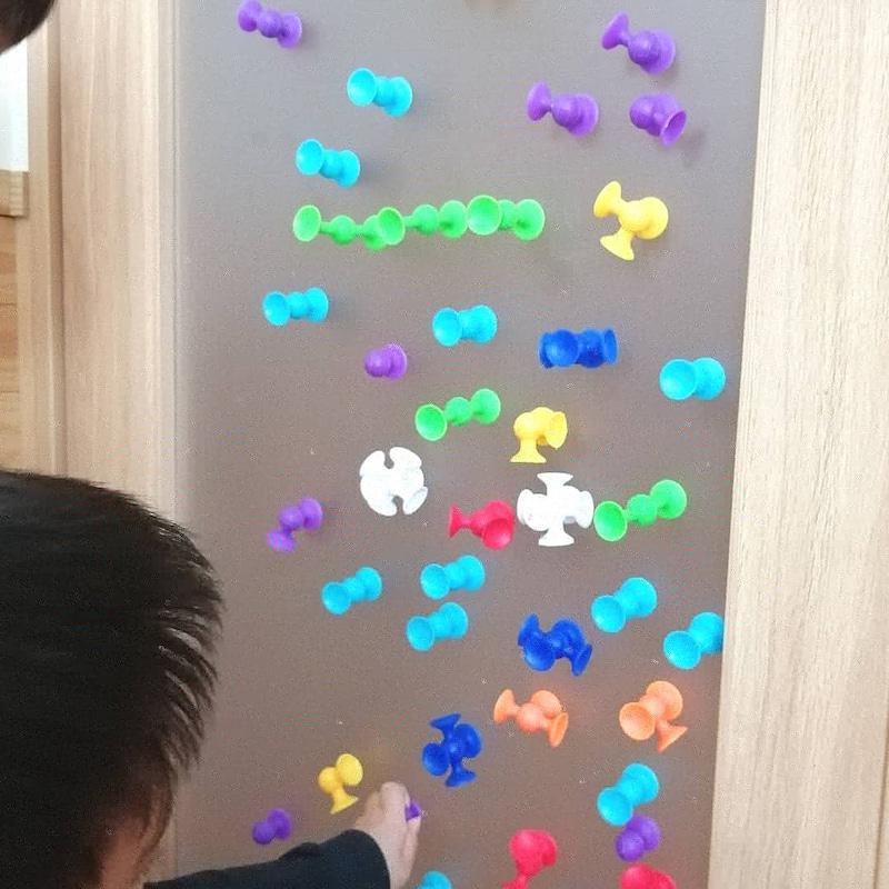 お風呂で使える知育アイテムアイテム知育玩具のピタリコ